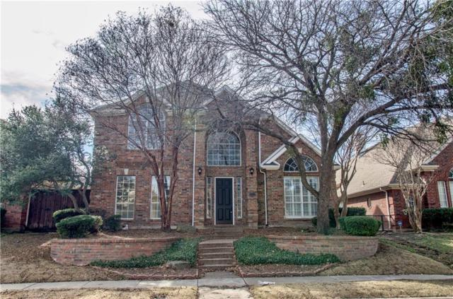 6828 Myrtle Beach Drive, Plano, TX 75093 (MLS #14009048) :: RE/MAX Town & Country