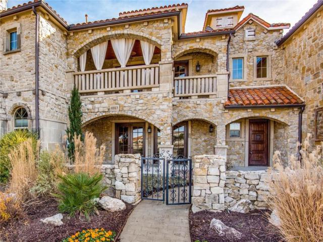 6913 Mediterranean Drive, Mckinney, TX 75072 (MLS #14009078) :: RE/MAX Town & Country