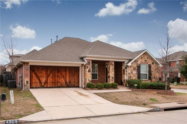 4509 Foxmeadow Trail, Arlington, TX 76017 (MLS #14009150) :: The Real Estate Station
