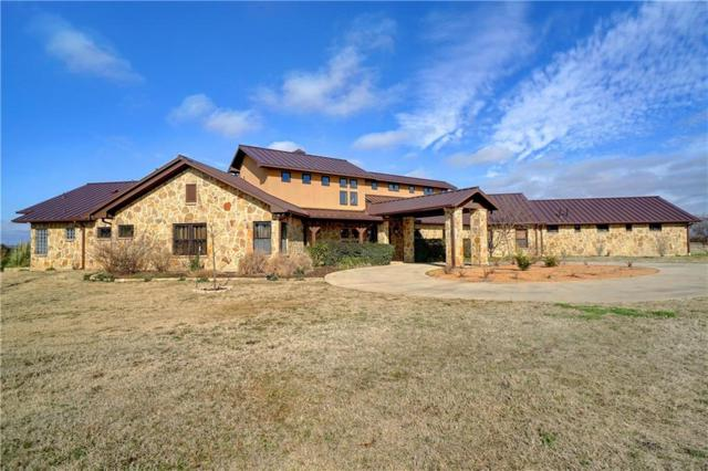 445 Orchid Hill Lane, Copper Canyon, TX 76226 (MLS #14009202) :: Baldree Home Team