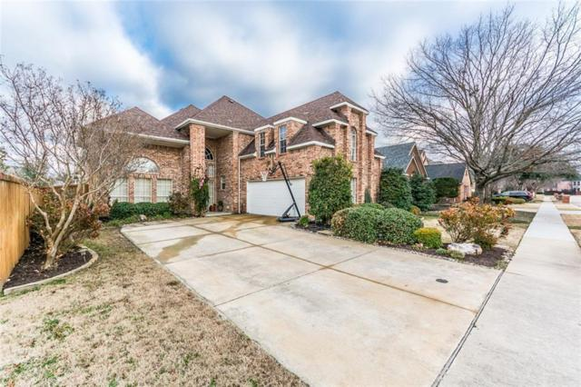 5816 Edgewood Drive, Mckinney, TX 75072 (MLS #14009211) :: RE/MAX Town & Country