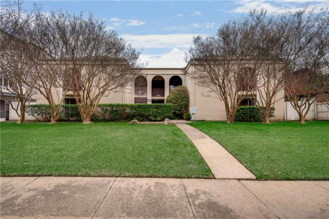 4023 Wycliff Avenue #103, Dallas, TX 75219 (MLS #14009216) :: RE/MAX Town & Country