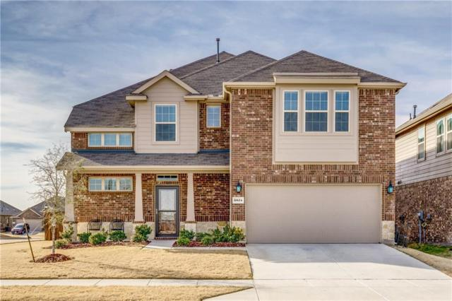 3824 Tunstall Drive, Frisco, TX 75036 (MLS #14009238) :: Kimberly Davis & Associates