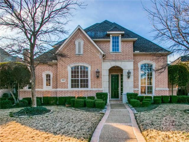 5005 Rangewood Drive, Flower Mound, TX 75028 (MLS #14009260) :: Real Estate By Design