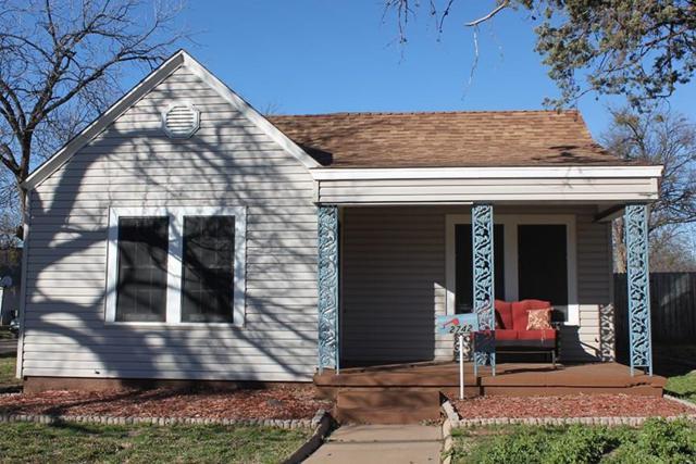 2742 S 11th Street, Abilene, TX 79605 (MLS #14009262) :: RE/MAX Town & Country