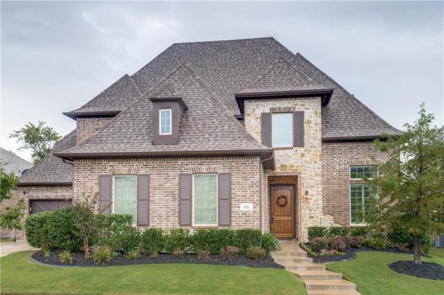 7957 Shackelford Drive, Frisco, TX 75035 (MLS #14009265) :: The Good Home Team