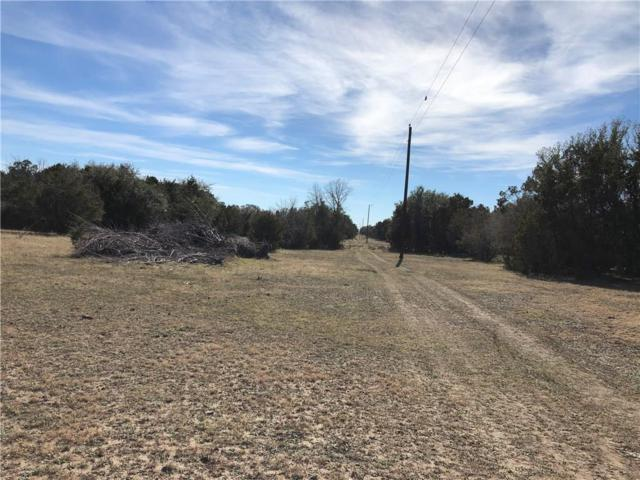 TBD #3 S County Road 412, Goldthwaite, TX 76844 (MLS #14009268) :: The Gleva Team
