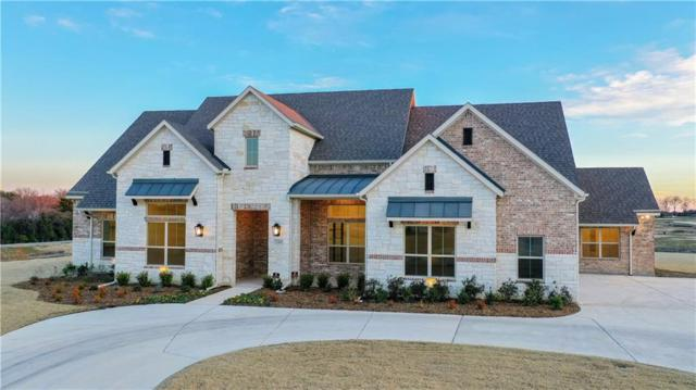240 Natalie Court, Lucas, TX 75002 (MLS #14009300) :: RE/MAX Town & Country