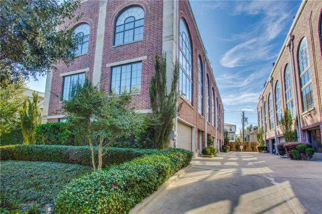 3911 Gilbert Avenue A, Dallas, TX 75219 (MLS #14009421) :: The Heyl Group at Keller Williams