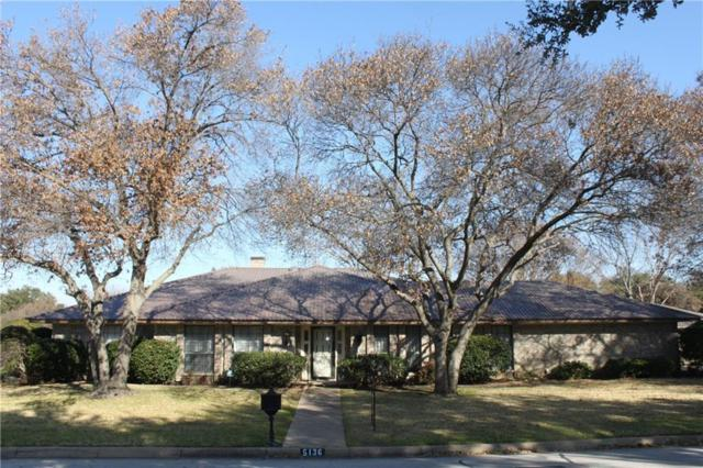 5136 Partridge Road, Fort Worth, TX 76132 (MLS #14009519) :: The Good Home Team