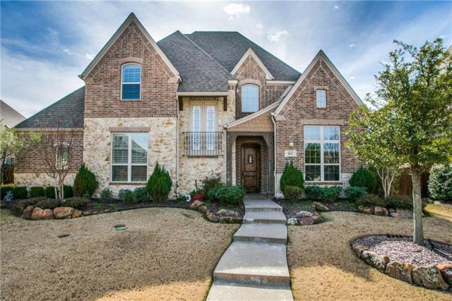 861 Timmaron Drive, Allen, TX 75013 (MLS #14009529) :: RE/MAX Town & Country
