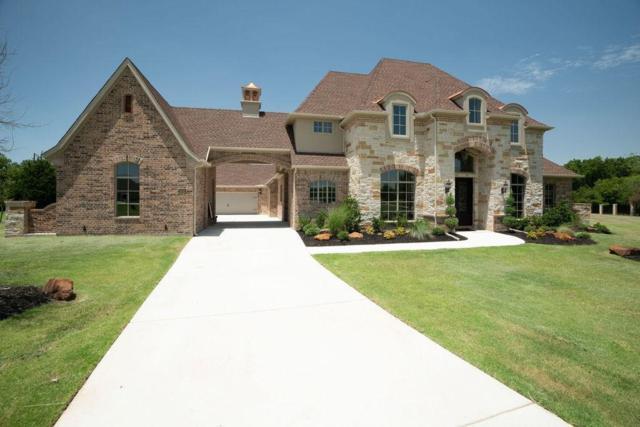3808 Laurens Place Road, Denton, TX 76210 (MLS #14009549) :: NewHomePrograms.com LLC