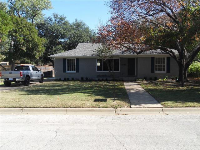 108 Lindenwood Drive, Fort Worth, TX 76107 (MLS #14009559) :: The Tierny Jordan Network