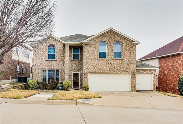 8105 Geranium Lane, Fort Worth, TX 76123 (MLS #14009728) :: RE/MAX Landmark