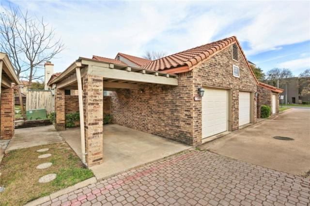 6500 Hickock Drive 5A, Fort Worth, TX 76116 (MLS #14009754) :: The Mitchell Group