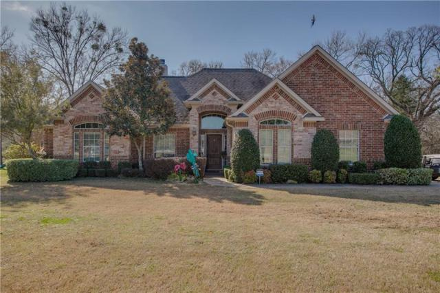 137 Willow Drive, Wills Point, TX 75169 (MLS #14009809) :: Robbins Real Estate Group