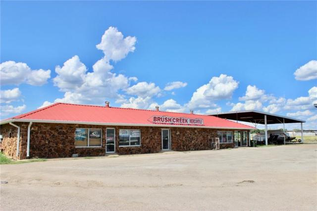 6882 Us Highway 180 W, Breckenridge, TX 76424 (MLS #14009818) :: The Chad Smith Team