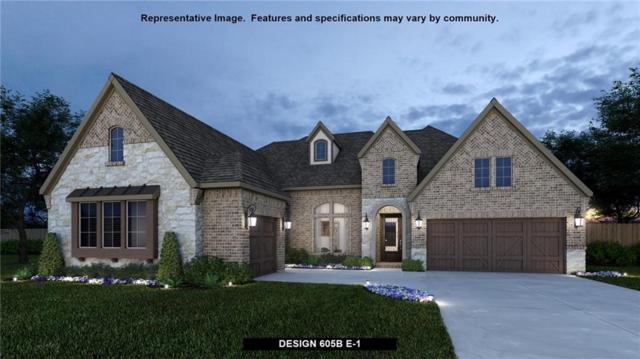 811 Overlook Drive, Prosper, TX 75078 (MLS #14009920) :: RE/MAX Landmark