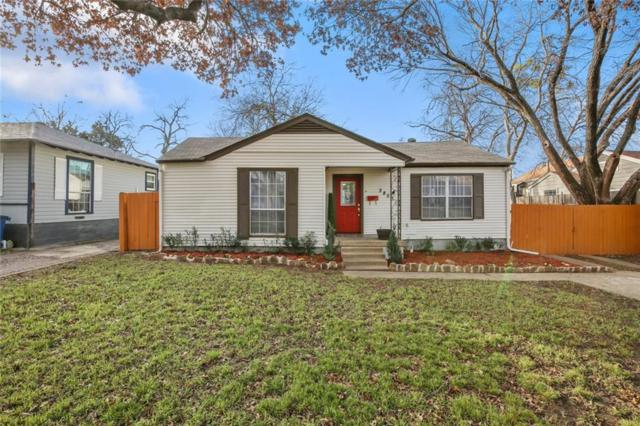 3850 Davila Drive, Dallas, TX 75220 (MLS #14010013) :: Kimberly Davis & Associates
