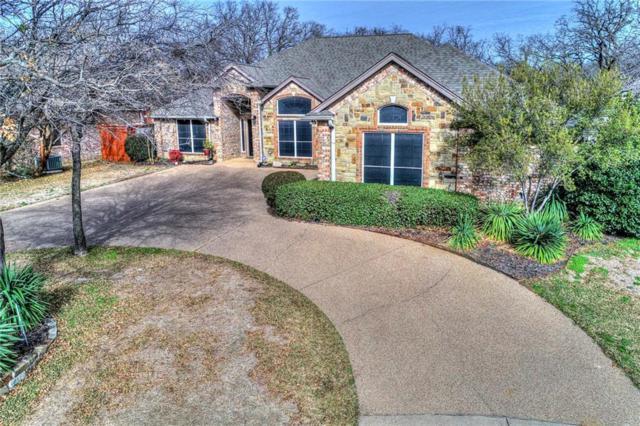 508 Hat Creek Drive, Hurst, TX 76054 (MLS #14010129) :: Kimberly Davis & Associates