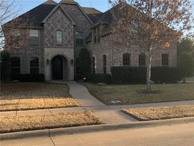 4083 Water Park Circle, Mansfield, TX 76063 (MLS #14010138) :: The Tierny Jordan Network