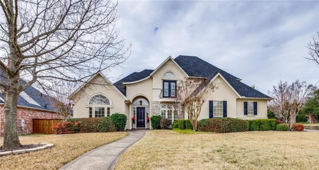 903 Country Club Drive, Heath, TX 75032 (MLS #14010236) :: Kimberly Davis & Associates