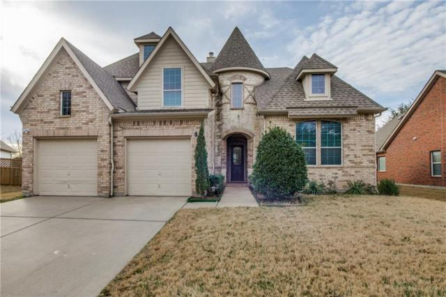 11733 Eden Lane, Frisco, TX 75033 (MLS #14010272) :: RE/MAX Landmark