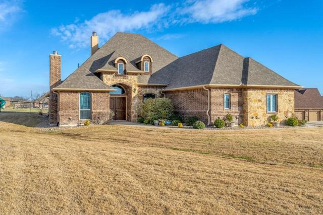 394 Scenic View Drive, Aledo, TX 76008 (MLS #14010296) :: RE/MAX Landmark