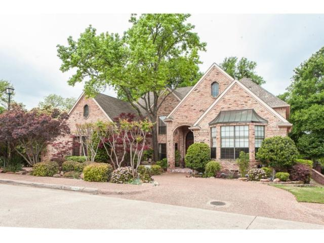 17911 Cedar Creek Canyon Drive, Dallas, TX 75252 (MLS #14010338) :: RE/MAX Town & Country