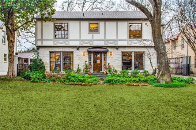 6616 Lakewood Boulevard, Dallas, TX 75214 (MLS #14010349) :: Kimberly Davis & Associates