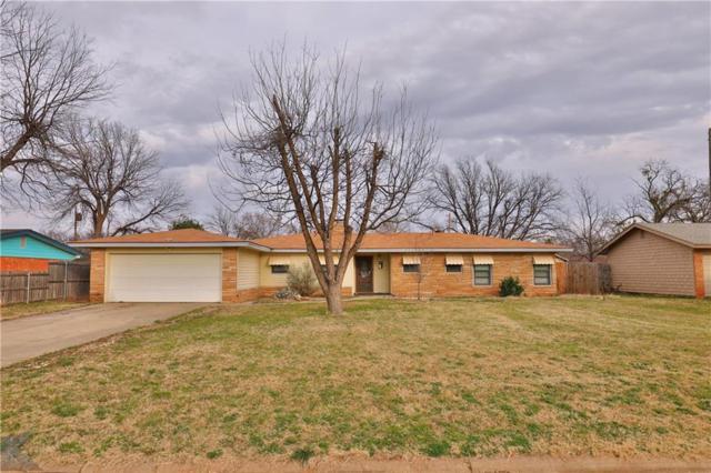 617 Oxford Street, Abilene, TX 79605 (MLS #14010399) :: Kimberly Davis & Associates