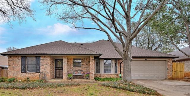 6221 Monterrey Drive, Fort Worth, TX 76112 (MLS #14010520) :: Frankie Arthur Real Estate