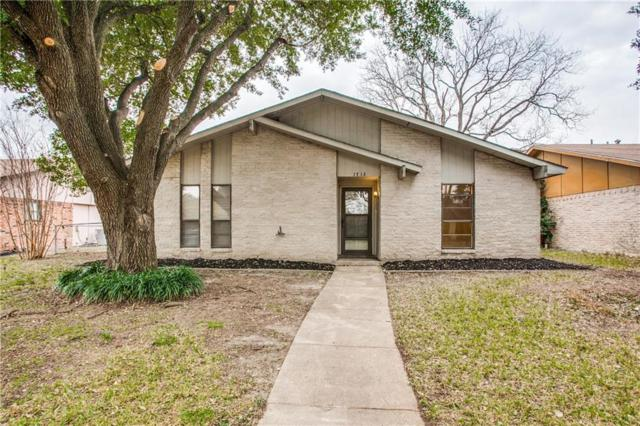 1713 Larchwood Circle, Garland, TX 75040 (MLS #14010546) :: RE/MAX Landmark