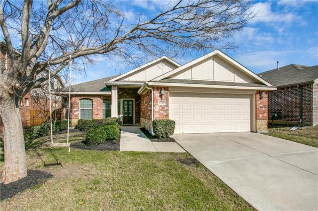 1717 Bluebird Drive, Little Elm, TX 75068 (MLS #14010596) :: The Good Home Team