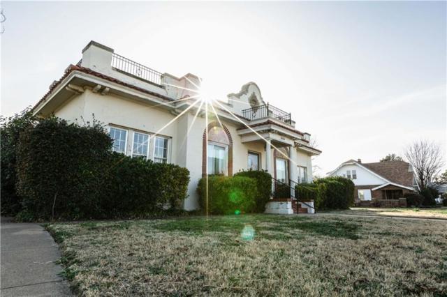 1018 E Reynolds Street, Stamford, TX 79553 (MLS #14010654) :: Baldree Home Team
