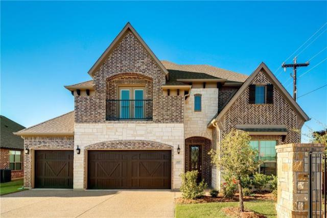 1527 Trowbridge Circle, Rockwall, TX 75032 (MLS #14010729) :: RE/MAX Landmark
