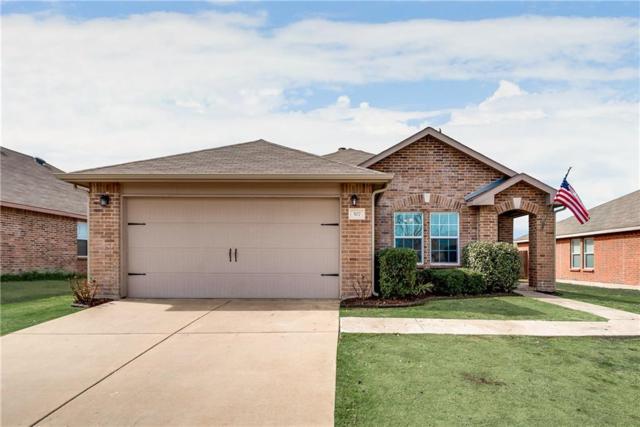 307 Blue Sage Drive, Fate, TX 75087 (MLS #14010876) :: RE/MAX Landmark