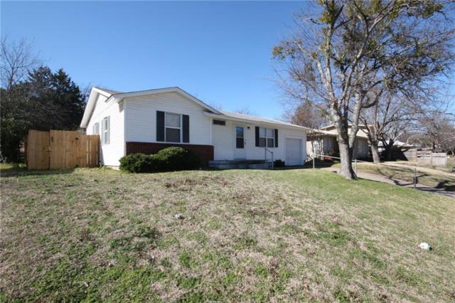111 S Hill Drive, Weatherford, TX 76086 (MLS #14010893) :: RE/MAX Landmark