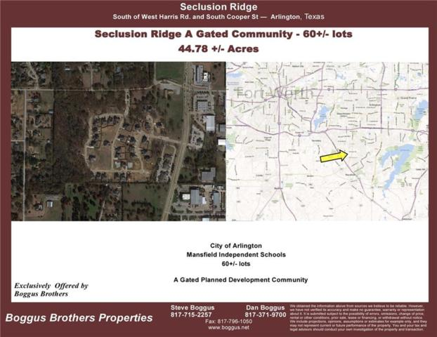 7406 Seclusion Ridge Drive, Arlington, TX 76001 (MLS #14010925) :: The Rhodes Team