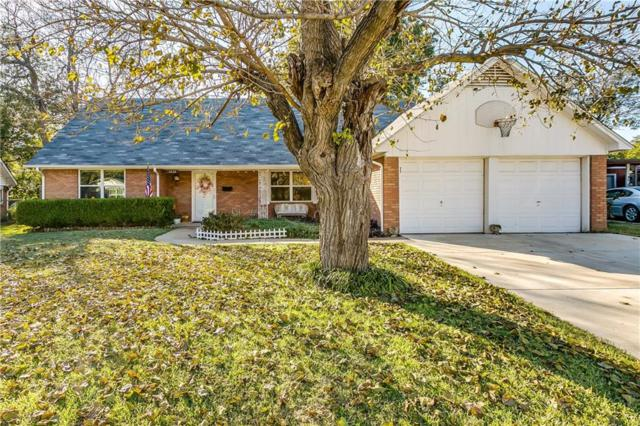 5228 Rutland Avenue, Fort Worth, TX 76133 (MLS #14011139) :: Kimberly Davis & Associates