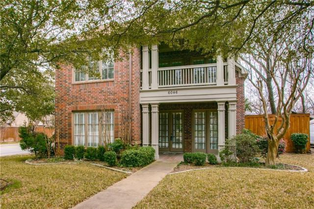 6046 Llano Avenue, Dallas, TX 75206 (MLS #14011426) :: Frankie Arthur Real Estate