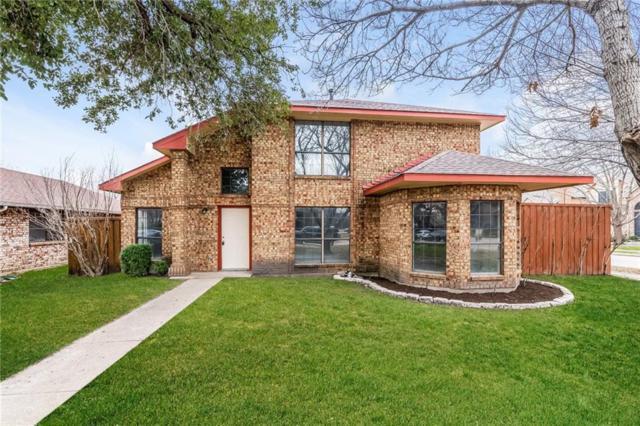 3918 Smartt Street, Rowlett, TX 75088 (MLS #14011430) :: Robbins Real Estate Group