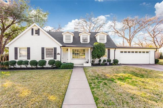 6401 Curzon Avenue, Fort Worth, TX 76116 (MLS #14011432) :: Frankie Arthur Real Estate