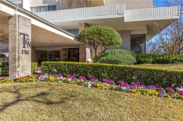 3701 Turtle Creek Boulevard 4H, Dallas, TX 75219 (MLS #14011451) :: The Heyl Group at Keller Williams