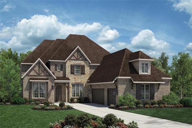 820 Star Meadow Drive, Prosper, TX 75078 (MLS #14011462) :: Kimberly Davis & Associates