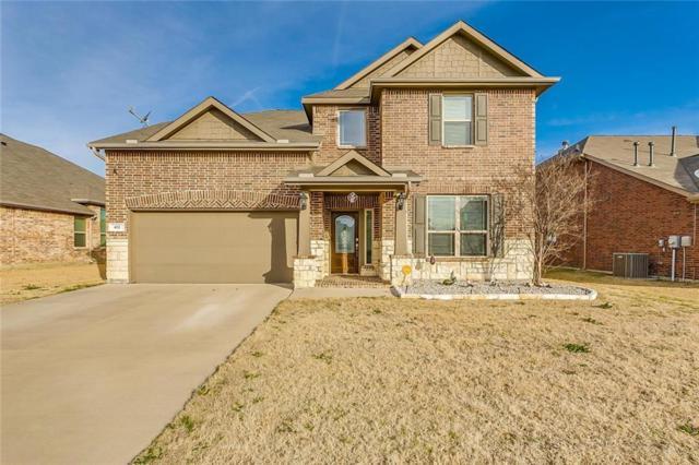 413 Peach Lane, Burleson, TX 76028 (MLS #14011514) :: The Mitchell Group