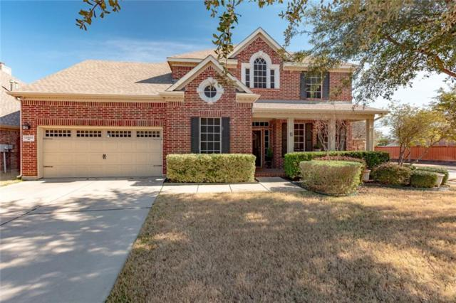 12800 Homestretch Drive, Fort Worth, TX 76244 (MLS #14011539) :: The Heyl Group at Keller Williams