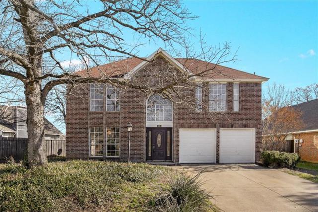 228 Arwine Drive, Hurst, TX 76053 (MLS #14011555) :: Kimberly Davis & Associates