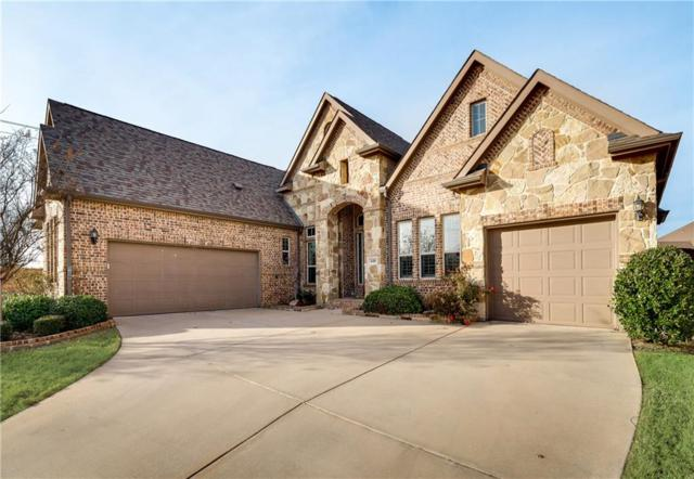 440 Elwood Court, Lantana, TX 76226 (MLS #14011573) :: RE/MAX Town & Country