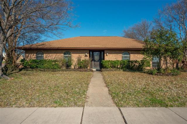 1901 Apollo, Richardson, TX 75081 (MLS #14011578) :: The Heyl Group at Keller Williams